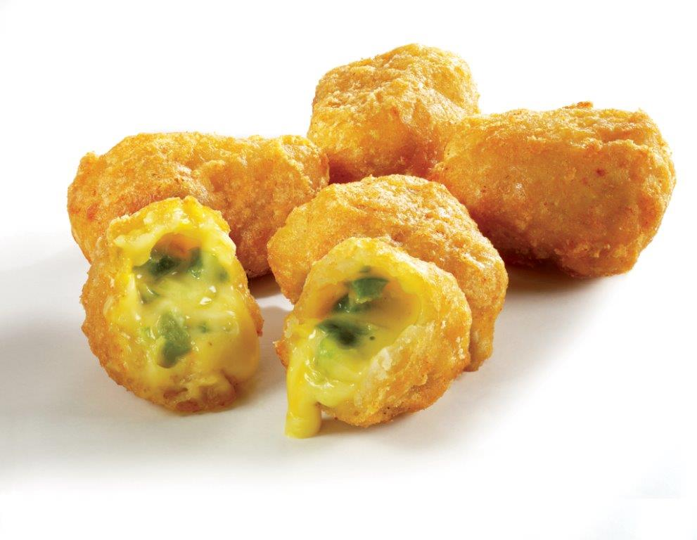 Mccain Chilli Cheese Nuggets