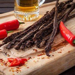 Chili Beef Biltong Stick / Stokkies